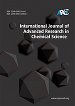 International Journal of Advanced Research in Chemical Science