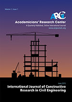 International Journal of Constructive Research in Civil Engineering